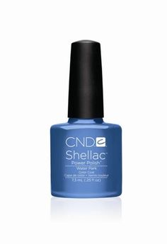 CND Shellac - Water Park