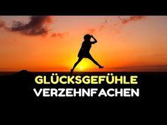 Glücksgefühle SOFORT verzehnfachen ohne Drogen! - So geht's - YouTube Robert Weber, S Youtube, Meditation, Videos, Movies, Movie Posters, Health And Wellbeing, Health And Fitness, Mindfulness
