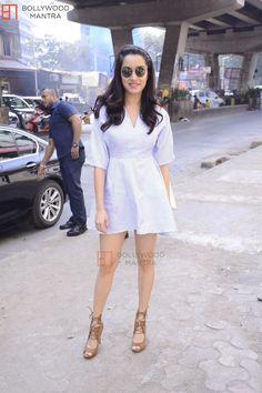 Picture featuring Shraddha Kapoor - 'OK Jaanu' Movie Promotion Event Photo Indian Celebrities, Bollywood Celebrities, Bollywood Fashion, Bollywood Girls, Beautiful Bollywood Actress, Beautiful Indian Actress, Ok Jaanu Movie, Shraddha Kapoor Cute, Sraddha Kapoor