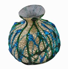 Murano Glass Vases | Home / Vases / Murano Glass Gold Vase VV08