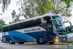 Volvo 9800 ómnibus de México plus 6x2