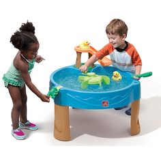 Step2 - Duck Pond Water Table