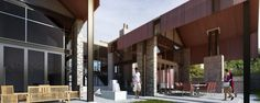 Exquisite barn style home Habitats, Multi Story Building, Barn, Architecture, Modern, House, Design, Style, Arquitetura