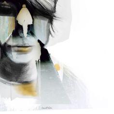 "Anna Bülow - ""Peregrino"" Art print 2014"