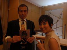 Exclusive Off-Shot with Nao Yoshioka @JR tower hotel nikko sapporo(2014.02.13)
