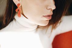 Red is perfect for Monday  #jewellery #luxury #glamour #latest #fashion #eshvi #lava #freeshippinguk #bestgift #jewelry #farfetch #lava