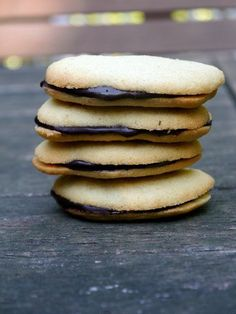 Milano Cookies (gluten-free, dairy-free, grain-free)