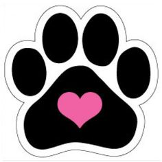 Animals_Ink_Mini_Paw_Magnet_Heart.jpg (500×500)