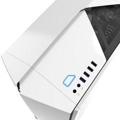 Nuevo gabinete Noctis 450 de NZXT - http://hardware.tecnogaming.com/2015/04/nuevo-gabinete-noctis-450-de-nzxt/