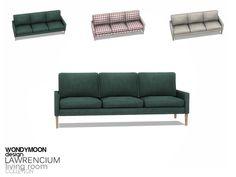 wondymoon's Lawrencium Sofa