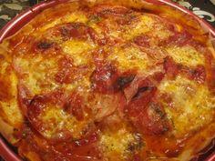 .: Pizza au Jambon Chorizo dans le Cooking Chef / Piz... Cooking Chef Gourmet, Cooking Panda, Italian Cooking, Chorizo, Pizza Hut, Cooking Pumpkin Seeds, Le Chef, Pepperoni, Lasagna