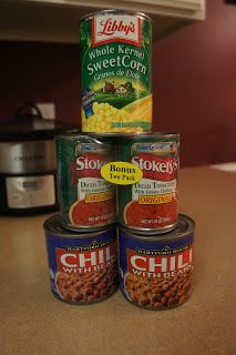 365 Days of Slow Cooking: Kickin' Chili (Dollar Store Challenge)