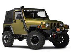 Black Dog Mods - Aftermarket Jeep Wrangler Mods, Parts & Accessories Jeep Wrangler Tj, Jeep Wranger, Jeep Garage, Jeep Truck, Cool Wraps, Jeep Parts, Snorkeling, 4x4