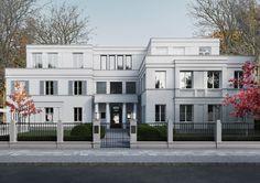 Haus Bahren - Freistehende Villa mit Elbblick: Hier vereinen sich Klassik, Komfort und hanseatische Gelassenheit sich zu modernem Luxus - Ralf Schmitz Immobilien, Hamburg Othmarschen