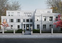 Architecture Homes Facade Exterior Design Front
