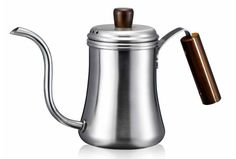 #ebay #Coffee #Tea #Brewing #Pour #Over #Drip #Pot #Stainless #Steel #Kettle #Gooseneck #Hand