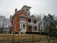 Belvedere Mansion - Galena, Illinois