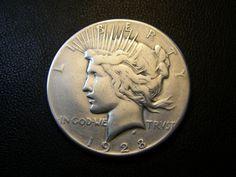 silver peace dollars
