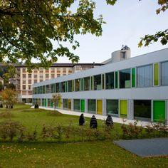 Children's Clinic Wildermeth / bauzeit architekten