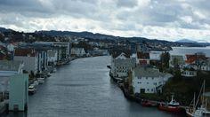 Smedasundet fra Risøybrua