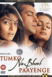 Tumko Na Bhool Paayenge Movie Full. Vir, a young man from a rural village, learns on his wedding day that the people whom he thought were his parents arn't. After an attempt is made on his life by unknown gunmen, whom he ...