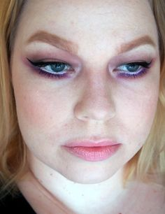 One of Beauty's Daughters: LOTD ~ Naked Purple