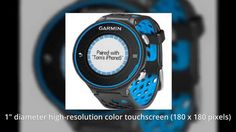 Garmin Forerunner 620 GPS Heart Rate Monitor Link:- http://newproinfo.com/garmin-forerunner-620-review/ For serious runners or those who want to maintain and...