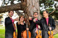 concert quatuor à cordes le 11 avril à St-Vincent de Paul à Paris.