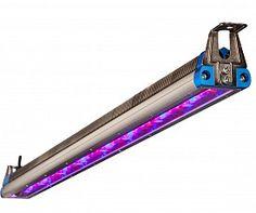 Hydrofarm — LumiGrow 175W Lumibar LED Light, 90-264 VAC (2.5A max) Grow Lights, Led