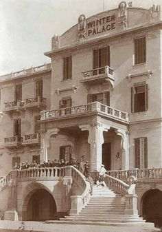 The Winter Palace Hotel Luxor