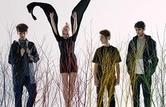 Группа Clean Bandit представила клип на песню «Stronger» http://muzgazeta.com/classic/201548552/gruppa-clean-bandit-predstavila-klip-na-pesnyu-stronger.html