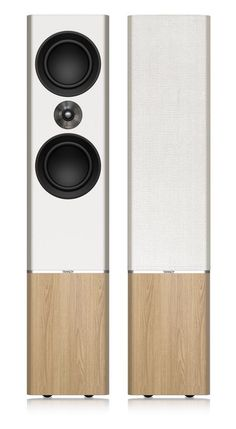 Platinum Floorstanding Speakers offer a dynamic and rich performance w. - Klaus Meister -Tannoy Platinum Floorstanding Speakers offer a dynamic and rich performance w. High End Speakers, Tower Speakers, Speaker Stands, High End Audio, Audio Design, Speaker Design, Hifi Audio, Audio Speakers, Floor Standing Speakers
