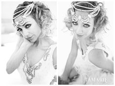 Great Gatsby Inspired Shoot