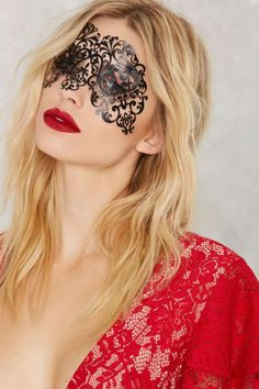 Bijoux Indiscrets Dalila Eye Mask | Shop Product at Nasty Gal!