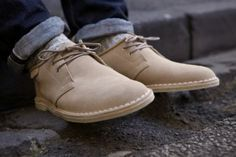 Need a pair of low ones....have the desert boots already