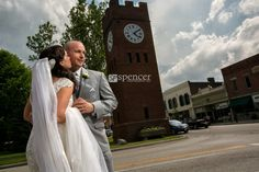 hudson square wedding picture