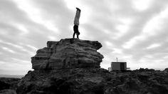 Figure acrobatique sur les rochers du Pont du Diable  #saintpalaissurmer #royan #storm #charentemaritime #tempete #mer #ocean #sea #carrelet  #sky #pontdudiable
