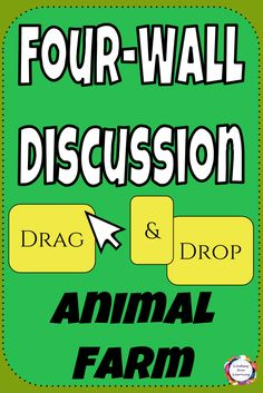 animal farm anticipation guide responses Animal farm by george orwell this literature guide for george orwell's animal farm contains 164 pages of student coursework, activities, quizzes, tests, and much more aligned with the common core state standards and ncte/ira national ela standards for ninth through eleventh grade.
