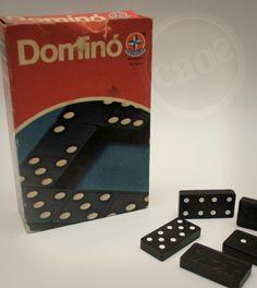 Dominó. #Jogo original dos anos #1980, brinquedo clássico da #Estrela ($100). Aceitamos Visa & Master. Dúvidas: 11-2365-1260 ou lojacaos584@gmail.com #domino