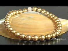 Club Luxury Member: Mastoloni Pearls ~ enjoy the video about the 80 year old cultured pearl company from New York.