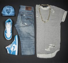 Who got these OG Jordans? Find the outfit on ww.Jimmyjazz.com