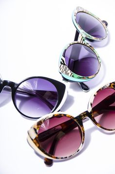 Check out the new #sunglasses #collections by J.F. Rey and BOZ Eyewear! #fashion #updates