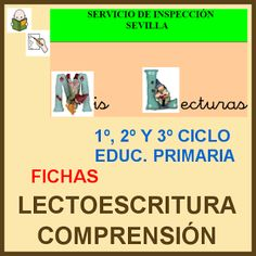 DIFICULTADES LECTORAS: Comprensión lectora: EDUCACIÓN PRIMARIA (POR CICLOS/NIVELES)
