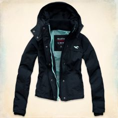 I have this jacket and I... 1. Love it 2. Wear it always 3. Its soo comfy!.. 4. ..And warm