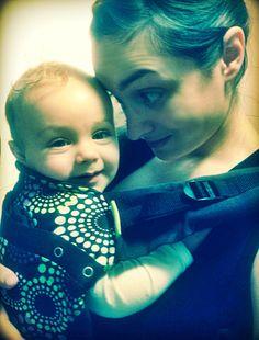 #LiliputiStyle #BabyWearing