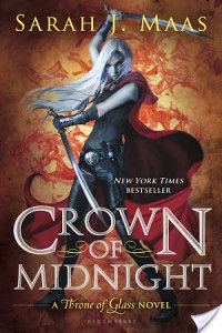 Crown of Midnight (Throne of Glass #2) by Sarah J. Maas (review)