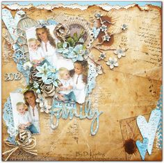 DT work for The Scrapbook Store. Feb. 2015. My blog is discreativespace.blogspot.com.au