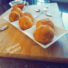 Potato And Cheesecroquettes recipe by Aqueelah Hadia