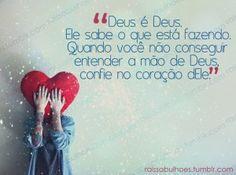 Confie no Coração de Deus