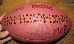 Cute Ways To Ask Her To Homecoming--(:
